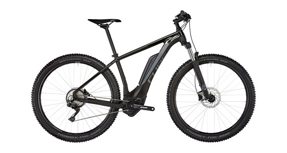 Cube Reaction Hybrid Pro 500 E-MTB, zwart